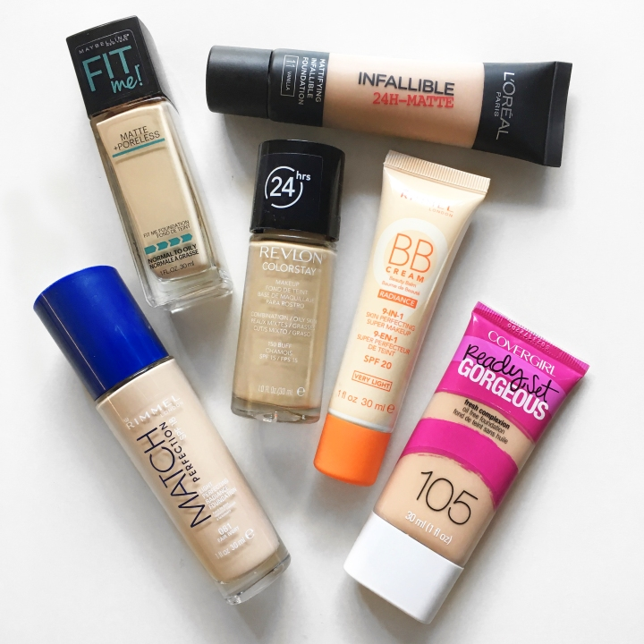 Finding The Perfect Foundation