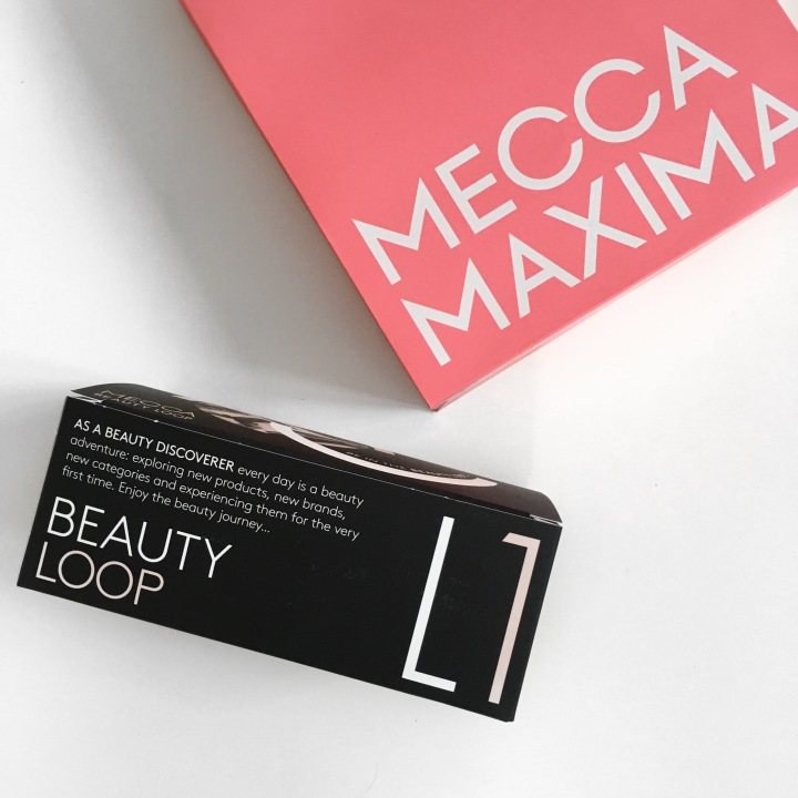 Mecca Beauty Loop Level 1 Unboxing 2#