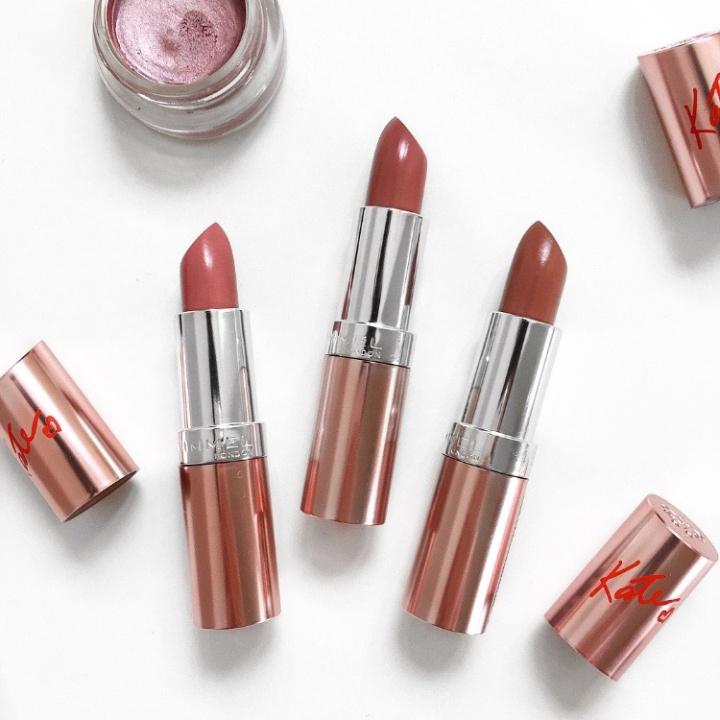 Kate Moss 15th Anniversary LipsticksReview