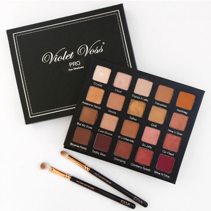 Violet Voss Holy Grail Eyeshadow Palette Review
