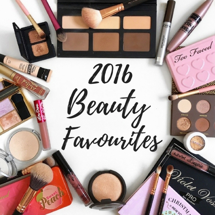 2016 Beauty Favourites | Blogmas Day 9