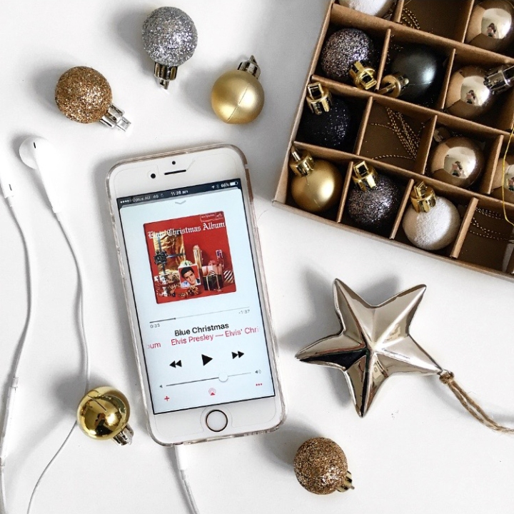 A Very Christmas Playlist | Blogmas Day 12