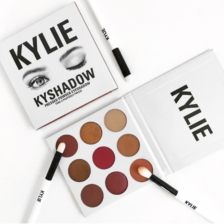 Stormi Mini Palette by Kylie Cosmetics #17
