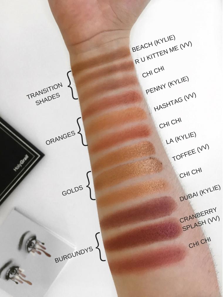 burgundy-palette-comparison-swatches-part-1