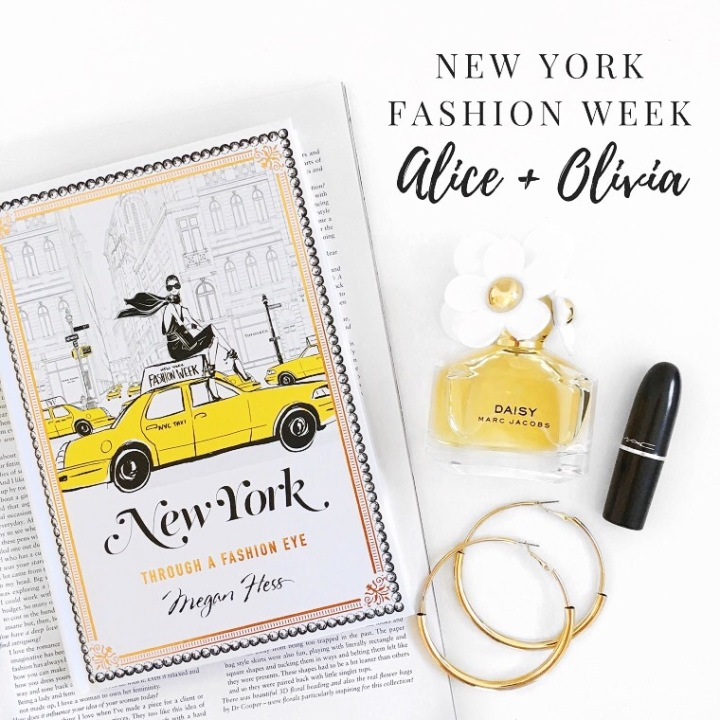 NEW YORK FASHION WEEK: Alice + Olivia