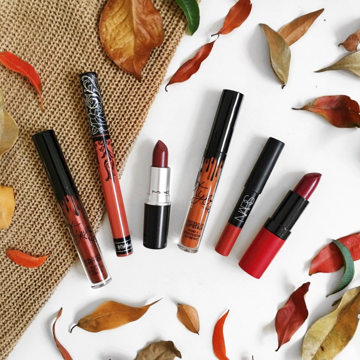 The Autumnal Lip Edit