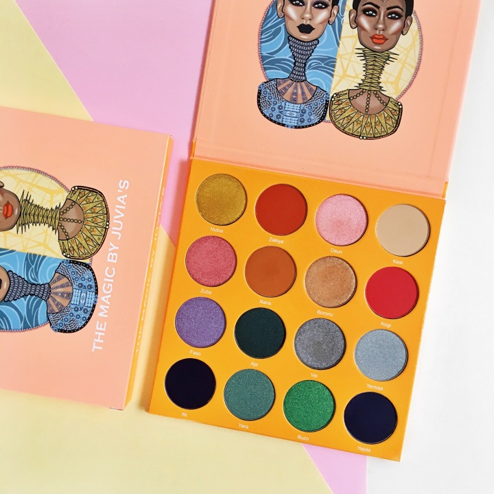 Juvia's Place Magic Palette Review