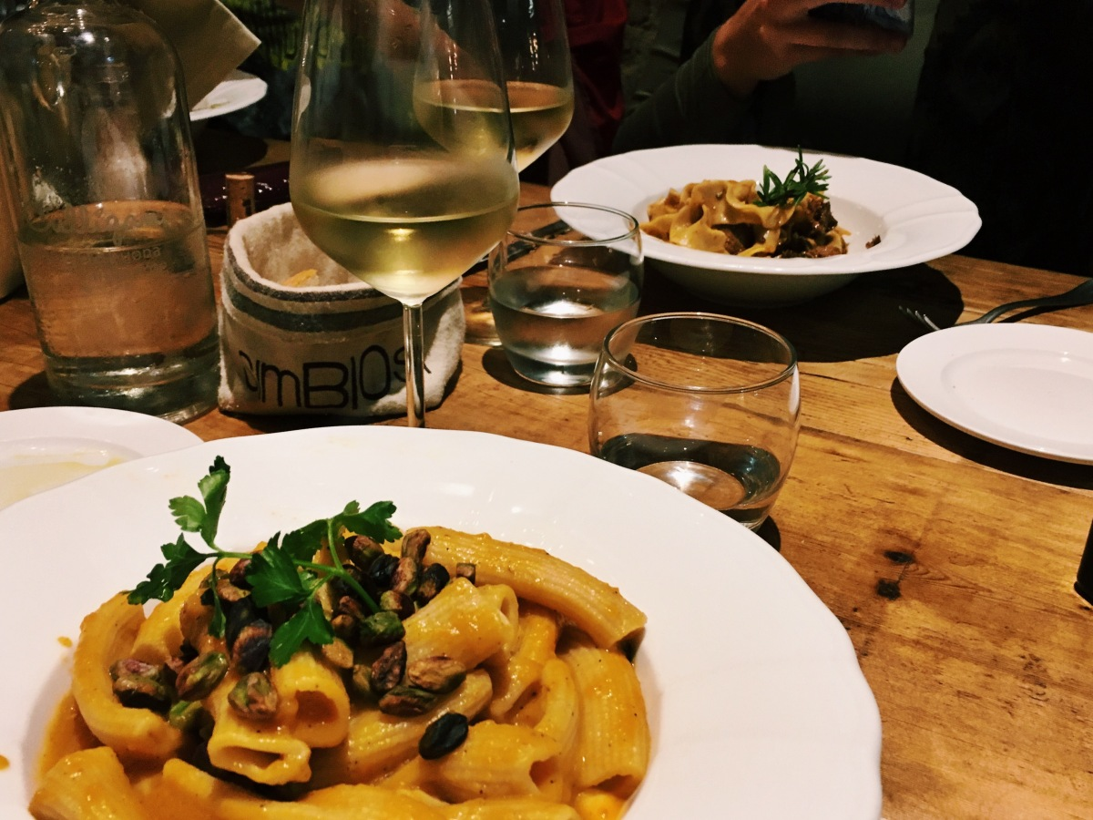 A Guide To Florence Food