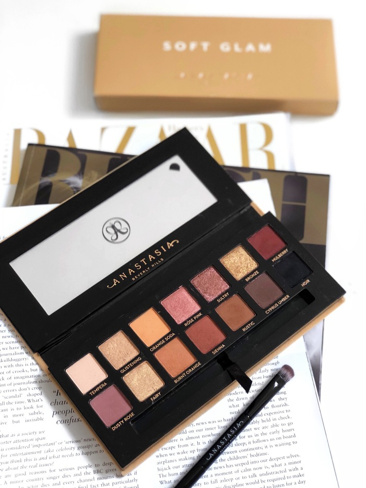 Anastasia Beverly Hills Soft Glam Palette Review