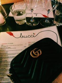 Gucci @ Bucci!